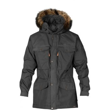 Fjällräven Singi Winter Jacket, Dark Grey (030), XL