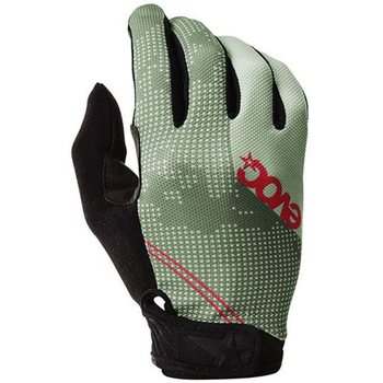 Evoc Enduro Touch Glove Team, Olive - Light Olive, S