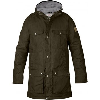 Fjällräven Greenland Winter Parka (2017), Dark Olive - Grey (633-020), L