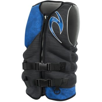 Rip Curl Flashbomb Buoy Vest, Blue, M