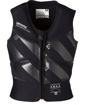 Mystic Block Vest, Black (2019), S