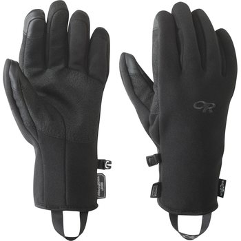Outdoor Research Gripper Sensor Gloves, Black, S