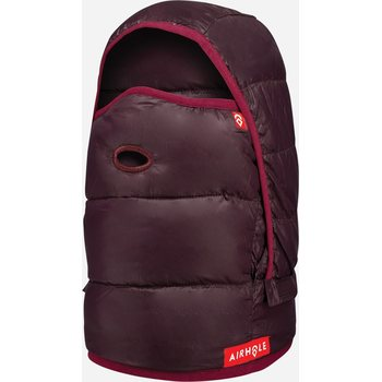 Airhole Airhood Packable Insulated, Burgundy, S/M