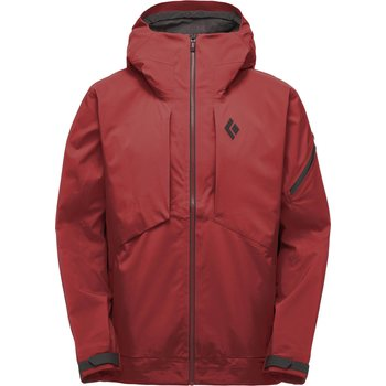 Black Diamond Mission Shell Mens, Red Oxide, S