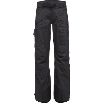 Black Diamond Mission Pants Womens, Black, L