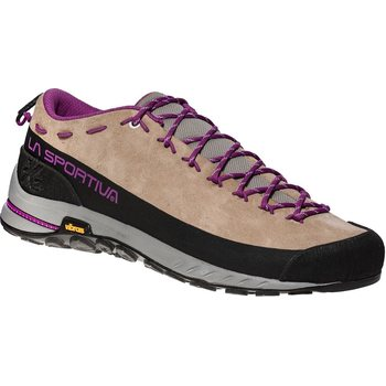 La Sportiva TX 2 Leather Women's, Sand / Purple, EUR 39 1/2