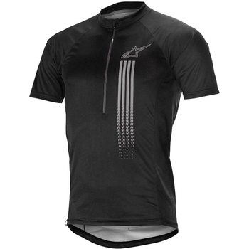 Alpinestars Elite v2 Short Sleeve Jersey, Black, M