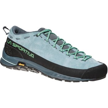 La Sportiva TX 2 Leather Women's, Stone Blue / Jade Green, EUR 36 1/2