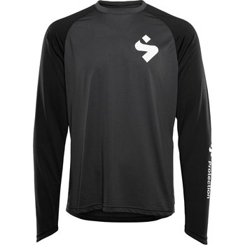 Sweet Protection Hunter LS Jersey, Stone Gray, M