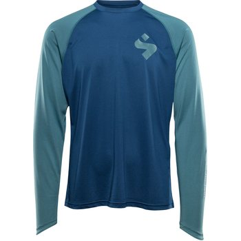 Sweet Protection Hunter LS Jersey, Ocean Blue, S
