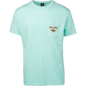 Rip Curl So Authentic Short Sleeve Tee, Mint, S