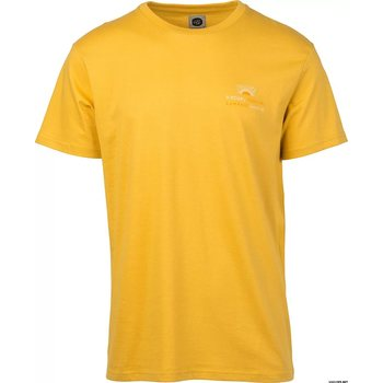 Rip Curl Hearty Vahine Short Sleeve Tee, Dirty Yellow, S