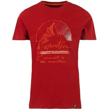 La Sportiva Connect T-Shirt M, Chili, L