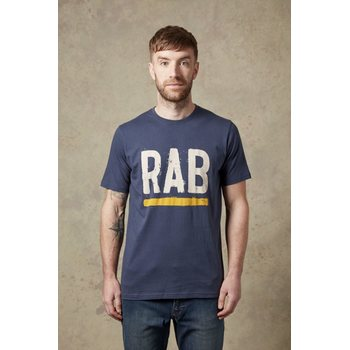 RAB Stance Paint SS Tee, Deep Ink, L