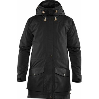 Fjällräven Singi Wool Padded Parka Men, Black (550), L