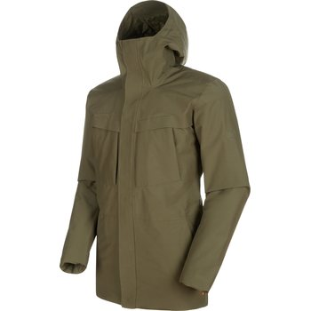 Mammut Chamuera HS Thermo Hooded Parka Men, Iguana, S