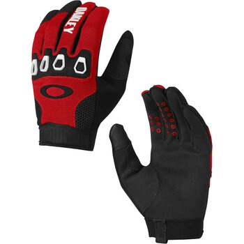 Oakley Automatic Glove 2.0, High Risk Red, XS