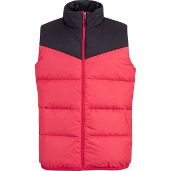 Mammut Whitehorn Insulated Vest Men, Magma-Black, L