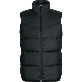 Mammut Whitehorn Insulated Vest Men, Black-Black, S