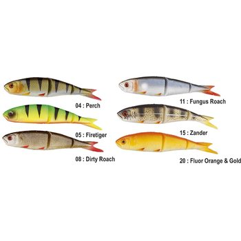 Savage Gear Soft 4Play - Ready To Fish 19cm