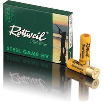 Rottweil 20/70 24g Steel Game 10kpl