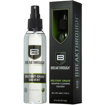 Breakthrough Military-Grade Solvent  6 fl oz Spray Bottle