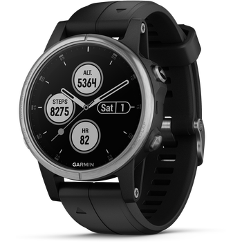 Garmin fenix 5S Plus Glass