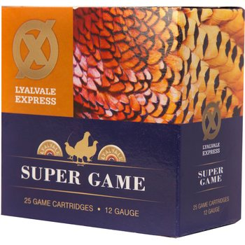 Lyalvale Express Super Game 12/70 36g 25 kpl