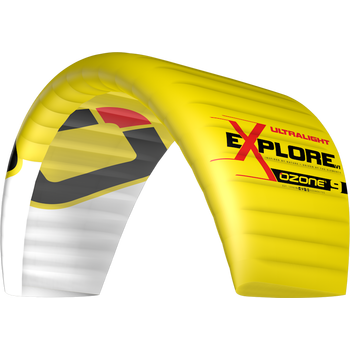 Ozone Explore V1 Ultralight Kite Only 4m²