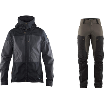 Fjällräven Keb Jacket Men & Keb Trousers M Long
