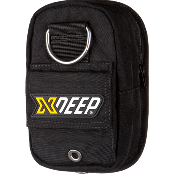 X-Deep Backmount Cargo Pocket