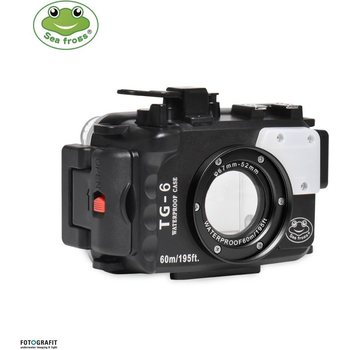 SeaFrogs Olympus Tough underwater housing for TG-6