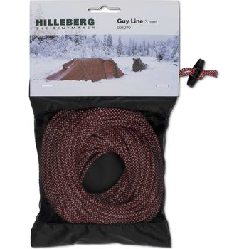 Hilleberg Guy line 3 mm 25 meters (Vectran/Polyester)