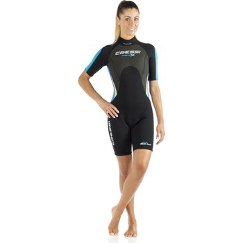Cressi Med X Lady Wetsuit Shorty