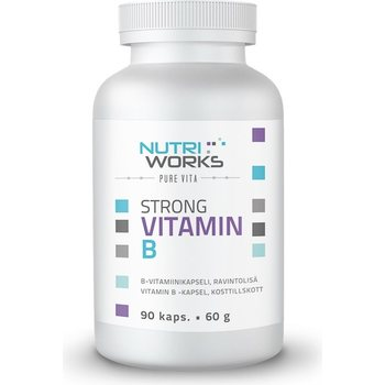 Nutri Works Strong Vitamin B