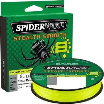 Spiderwire Stealth Smooth 8, 150 m