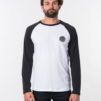 Rip Curl Original Raglan Long Sleeve Tee