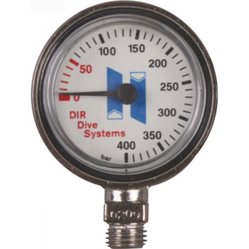 Halcyon Submersible Pressure Gauge For Stage 0-400 BAR