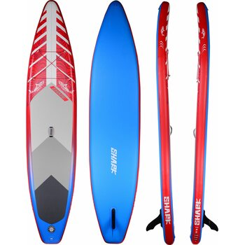 "Shark 12'6""/30"" Touring SUP paketti (2019)"