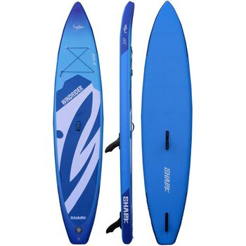 Shark Windsurf SUP Fly X  12'6""