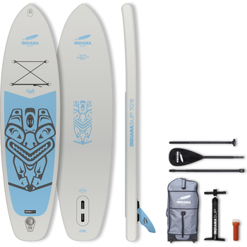 Indiana SUP 10'6 Family Pack