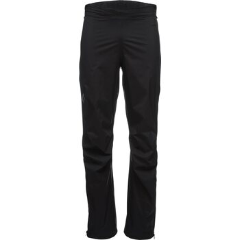 Black Diamond StormLine Stretch Full Zip Rain Pants Mens