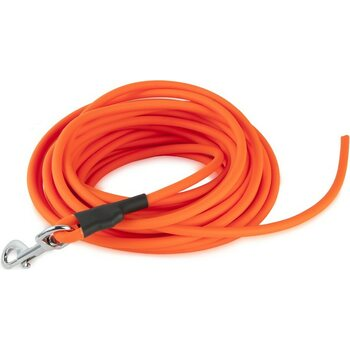 Firedog BioThane Tracking Leash 8mm Rounded