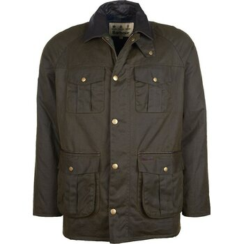 Barbour Hebden Wax Jacket