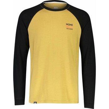 Mons Royale The Go To Raglan LS M