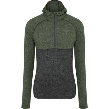 Black Diamond Solution 150 Merino Baselayer Half Zip Hoody Mens