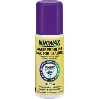 Nikwax Waterproofing Wax For Leather (liquid), 125ml