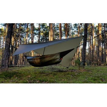Bushmen Ultralight Tarp 3 x 2m