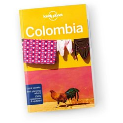 Lonely Planet Colombia (Kolumbia)