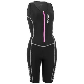 Head Tri Suit Front Zip Women